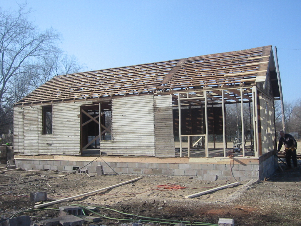 About us for New home foundation