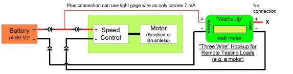 Wiring 3 3 wire ammeter connections greentooth Choice Image