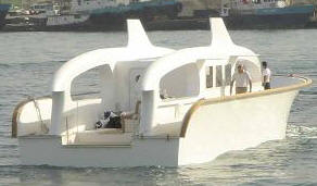 Dry Ambient Submarine Yacht